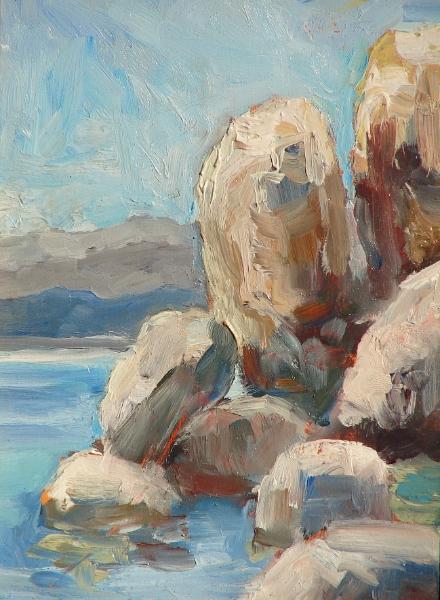 Improbable Boulders