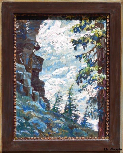 Tsuga mertensiana 'Sheltered Life'/ Mountain Hemlock
